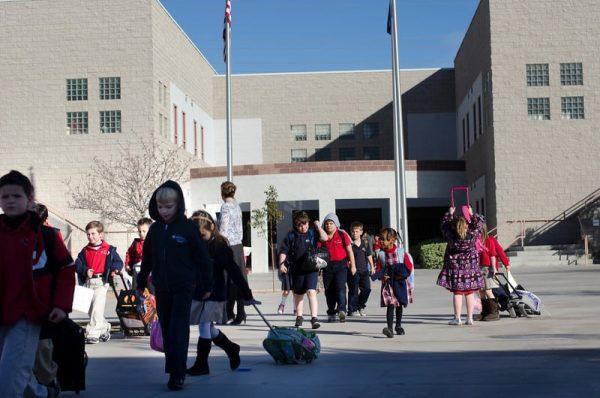 Kidsleavingschool